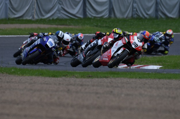 Rajiv adds points for India once again with a 15th finish in AP 250 Race 1 of Round 4, ARRC 1