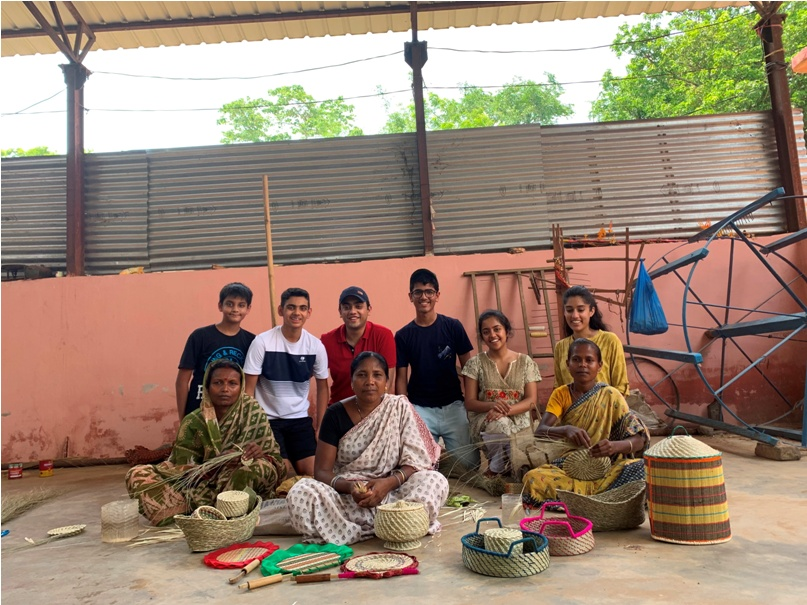 Mumbai Youth Conduct On-Ground Relief Work In Cyclone Fani Affected Parts Of Odisha 2