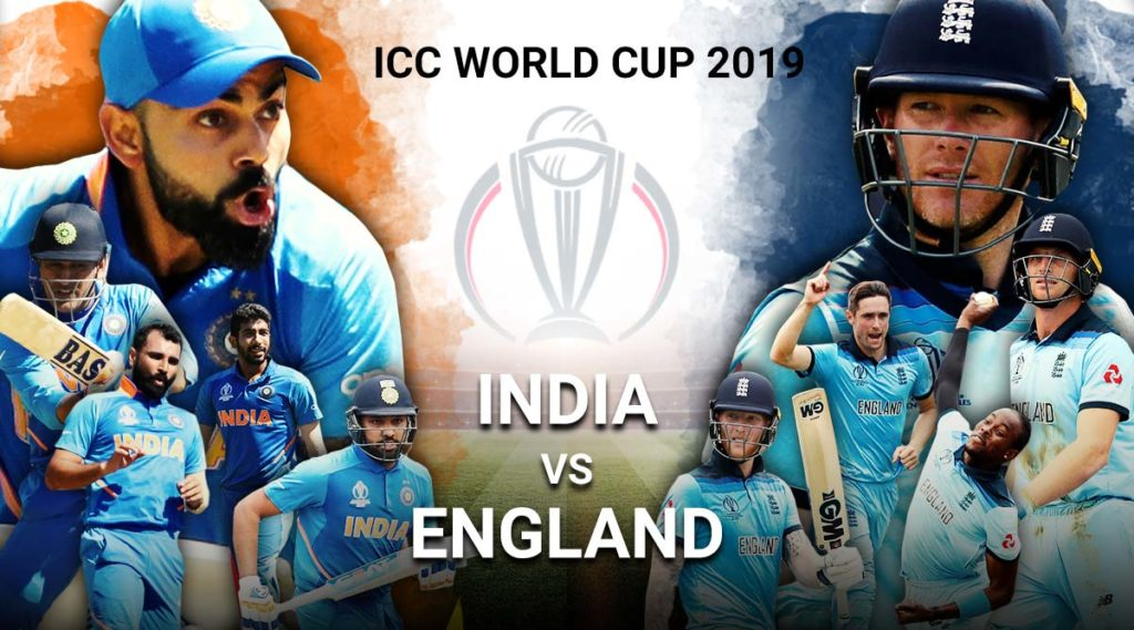 ICC World Cup: England win toss, elect to bat against India 1