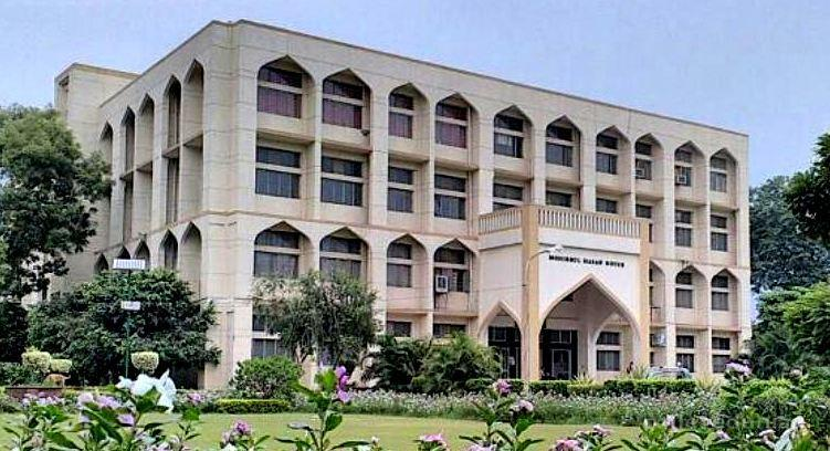 Jamia Millia Islamia reopens Yesterday after winter vacation 1