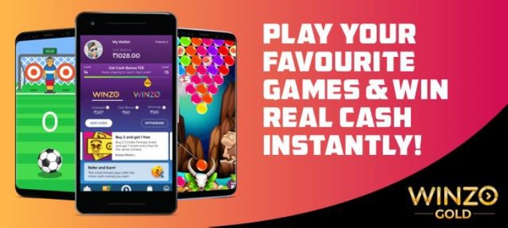 WinZO becomes India's first online gaming platform to