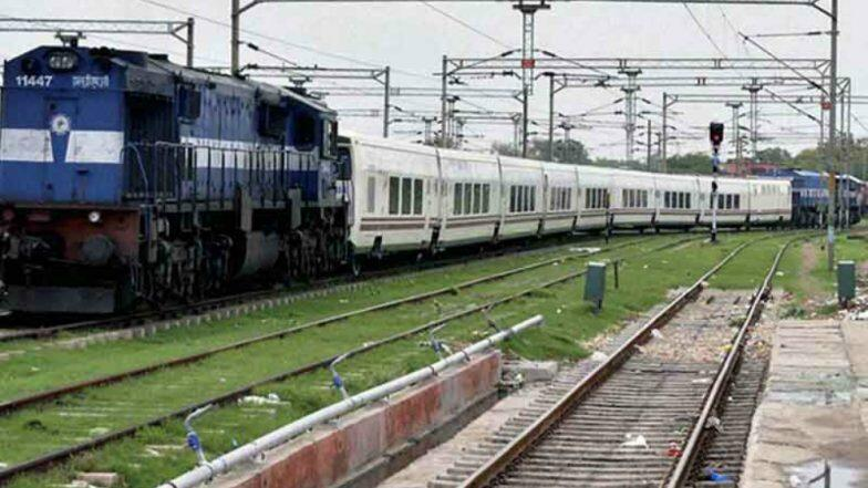 Railways transported 82.27 million tonnes of essential commodities in April 1