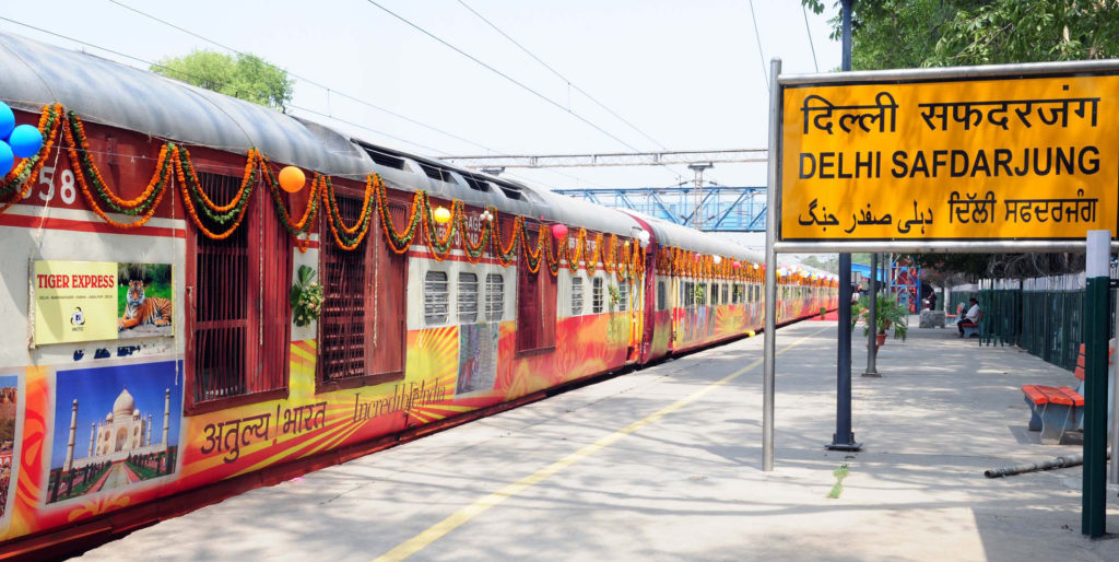 5387 suburban train services and 981 passenger train services are also operational 1