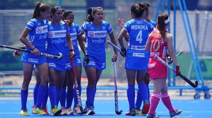 Indian women's team registers 2-1 victory over Japan in Olympic Test event 1