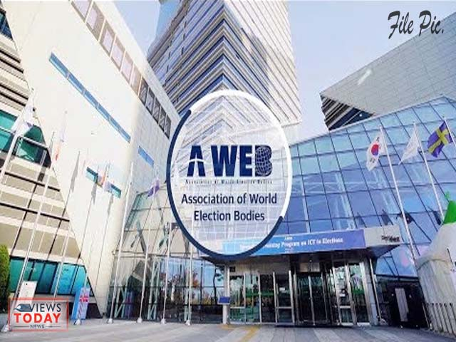 ECI to host the 4th General Assembly of Association of World Election Bodies 1