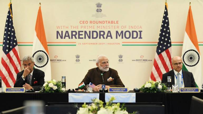 PM's meeting with Global CEOs and Senior Executives of leading American Companies 1