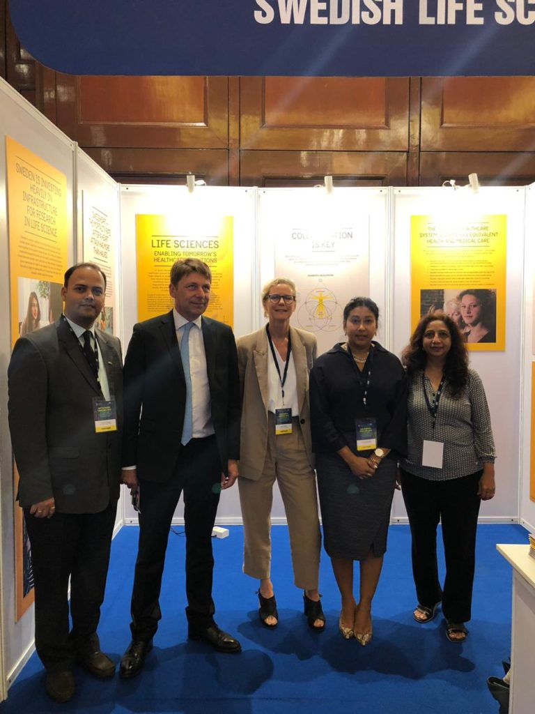 India and Sweden celebrate 10 years of MoU promoting healthcare innovations 1