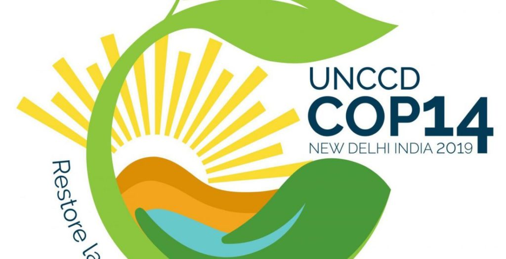 COP14 to United Nations Convention to Combat Desertification underway at Greater Noida 1