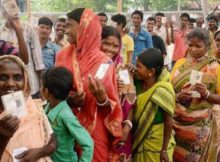 1st Phase of Assembly Elections underway in Assam, W Bengal 9