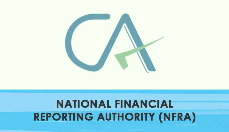 NFRA issues Audit Quality Review report of the statutory audit for 2017-18 1