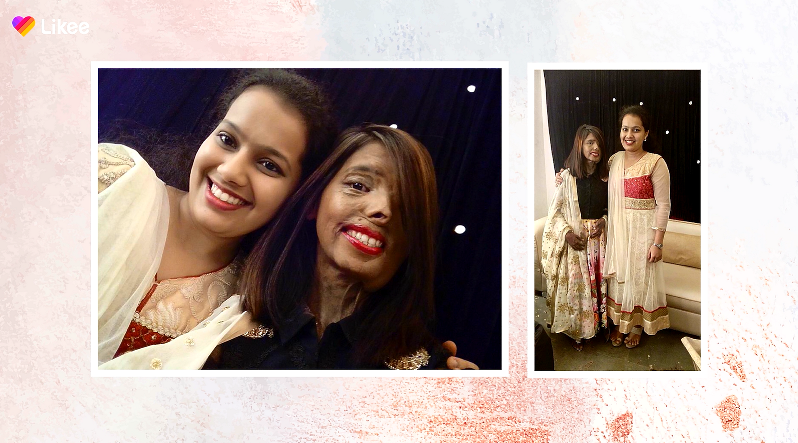 A quest to make a difference: Journey of an acid attack survivor Anmol 1