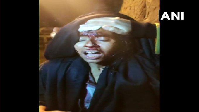 Home Ministry seeks report on JNU clashes 1