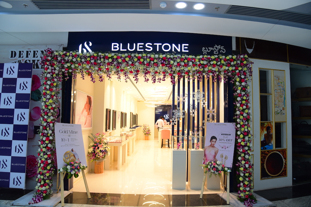 BlueStone Set to Expand itself with its third store in Hyderabad 1