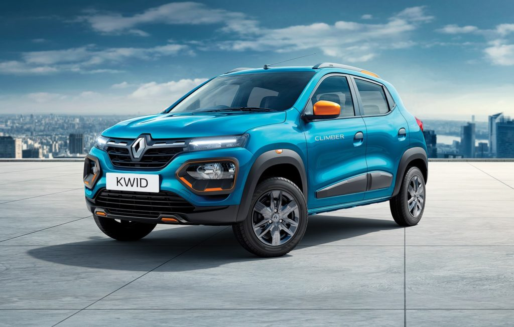 RENAULT LAUNCHES BS-VI COMPLIANT TRIBER AND KWID 1