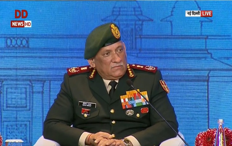 CDS General Bipin Rawat says countries sponsoring terrorism have to be diplomatically isolated 1