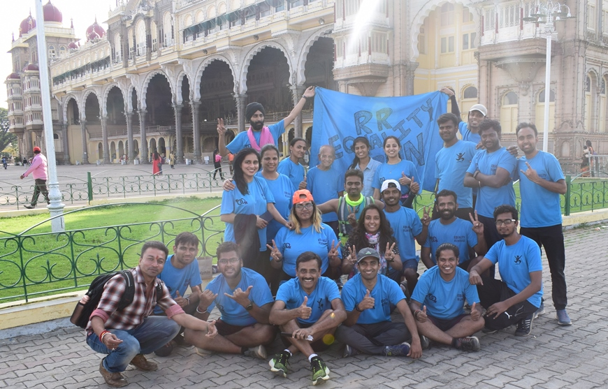 148km run to promote gender equality 1