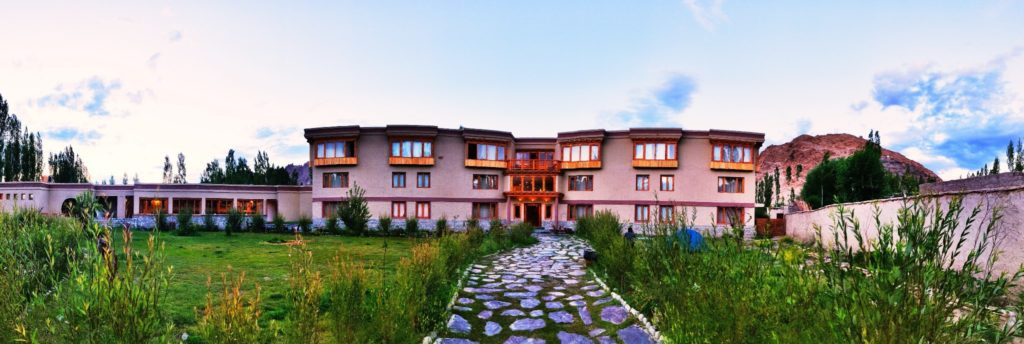 Incubated at AICGIM and scaling heights in Ladakh: The rise of The Verda Group of Hotels 1