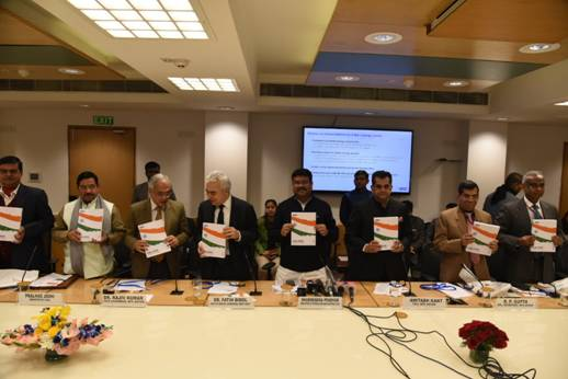 In-depth Review of India's Energy Policies report launched 2