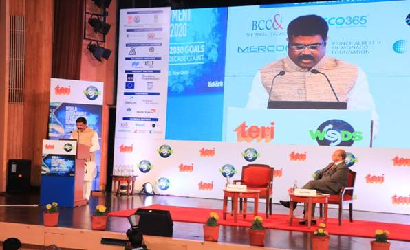 India will continue to lead the Global Sustainable Energy Agenda, says Shri Dharmendra Pradhan 2