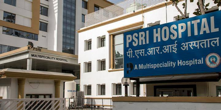 PSRI Hospital launched its super specialty OPD services for liver and kidney transplant at Bareilly 1