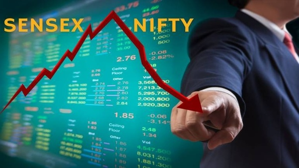 Sensex tumbles over 100 pts; Nifty tests 12,250 1