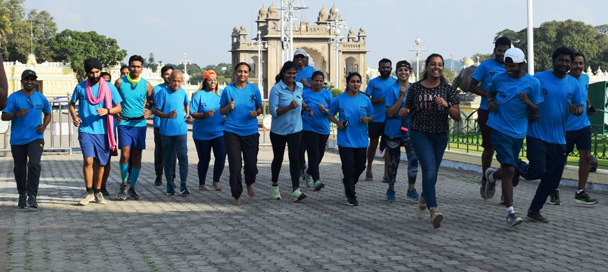 148km run to promote gender equality 2