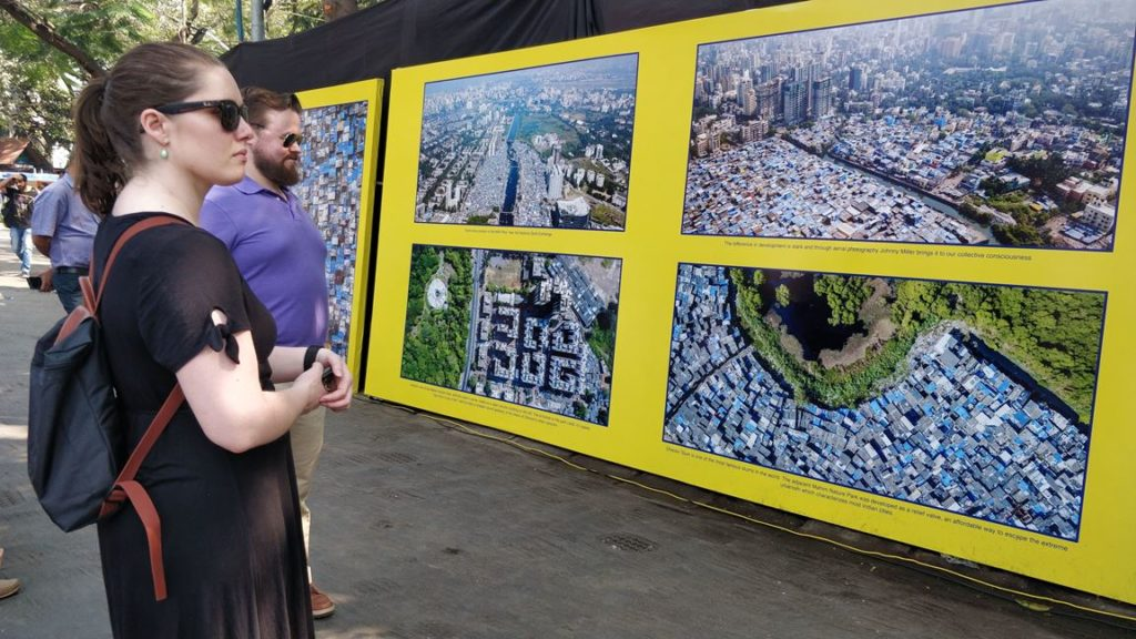 Consulate General of Sweden and Red Dot Foundation promote 'Sustainable and Inclusive Urbanism' at the Kala Ghoda Arts Festival 2020 2