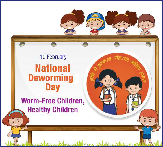 National Deworming Day: Children, adolescents to receive single dose of Albendazole today 1