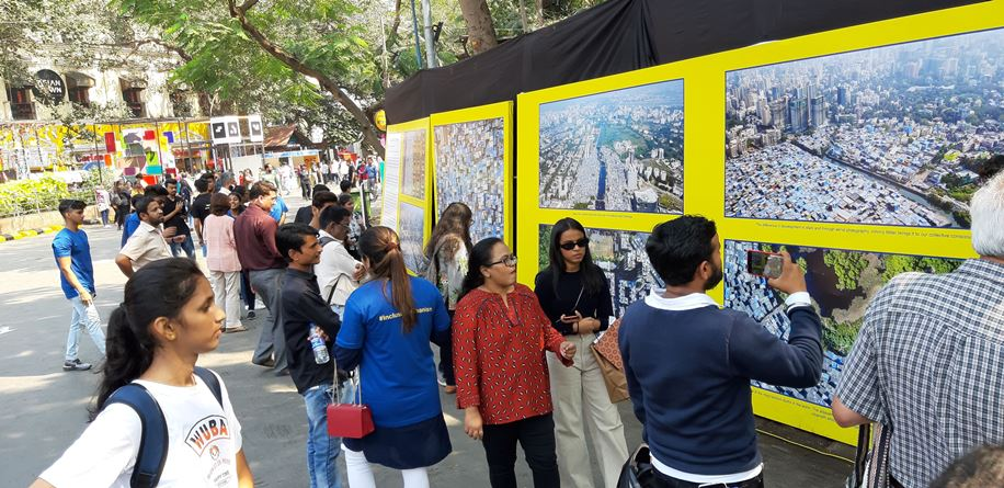 Consulate General of Sweden and Red Dot Foundation promote 'Sustainable and Inclusive Urbanism' at the Kala Ghoda Arts Festival 2020 1