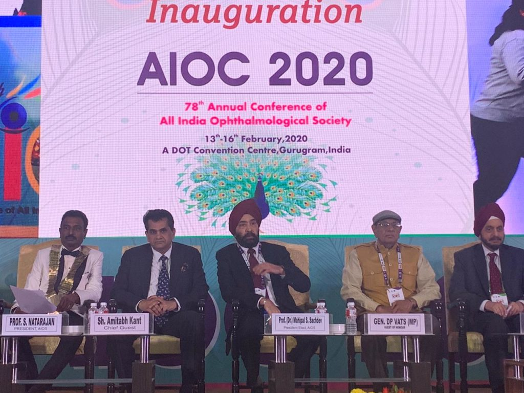 AIOS 2020 successfully commences 78th International conference 1