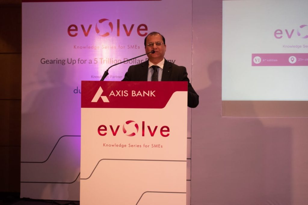 Axis Bank launches the 6th edition of 'Evolve' for MSMEs 1