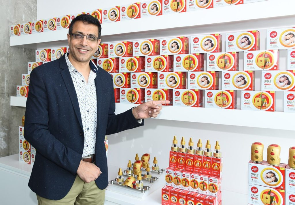 Goodknight unveils India's most powerful liquid vapouriser 'Goodknight Gold Flash' to empower India against mosquitoes 1