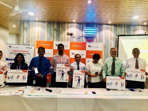 ACI Cumballa Hill Hospital and Asian Cancer Foundation introduces a tech-based solution to beat tobacco addiction 1