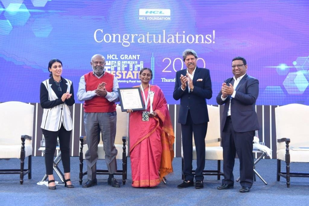 HCL Foundation announces winners of the fifth edition of HCL Grant 2020 1