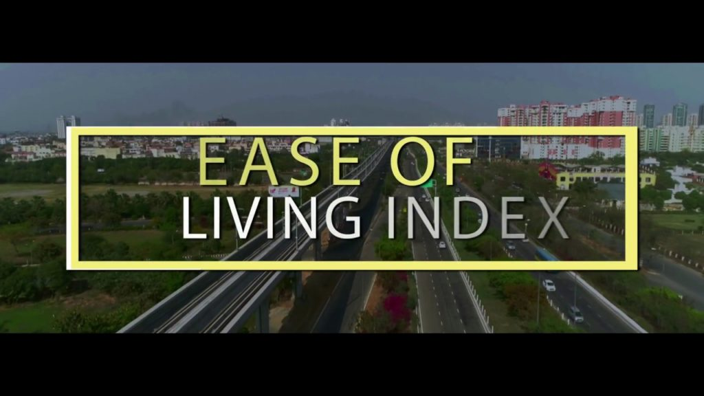 Ease of Living Index and Municipal Performance Index 2019 Launched 1