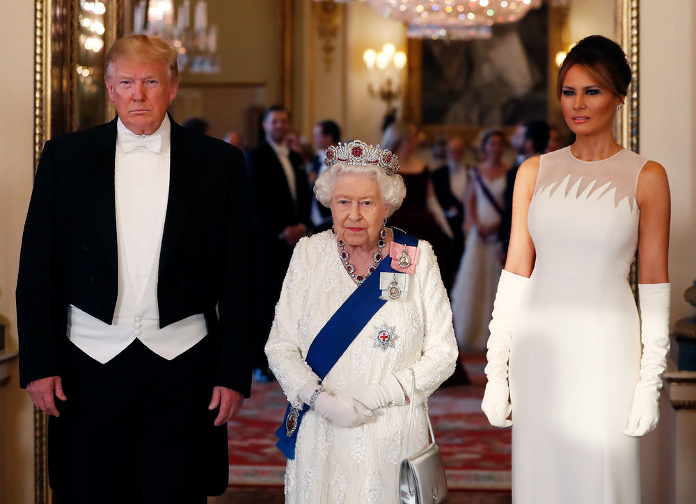 State Visit of the President and the First Lady of the United States of America 1