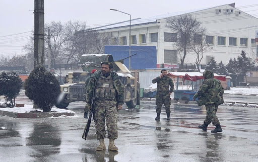 India strongly condemns terrorist attack in Afghanistan 1