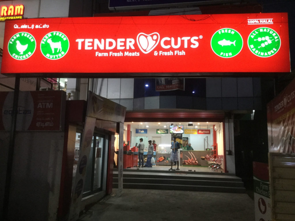 Tendercuts introduces contactless retail service 1