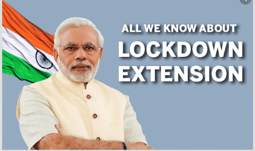 EXTENSION OF LOCKDOWN FOR A FURTHER PERIOD OF TWO WEEKS WITH EFFECT FROM MAY 4, 2020 1
