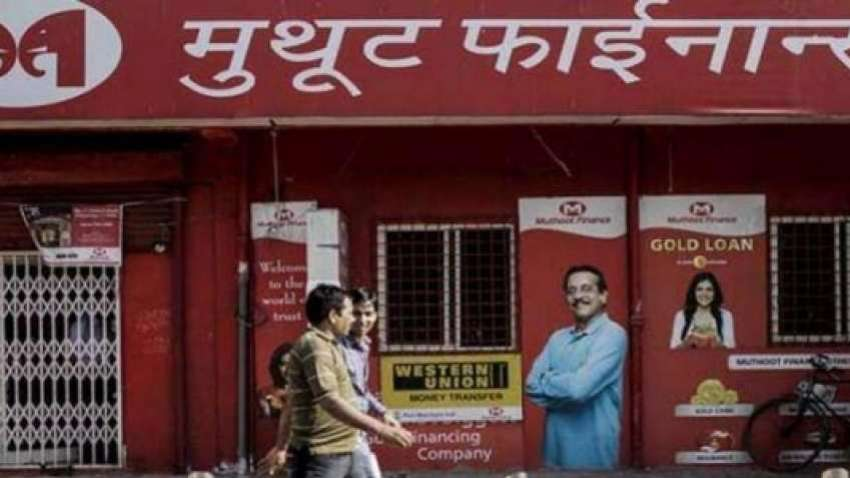 Muthoot Finance launches cashback scheme for customers amid COVID-19 1