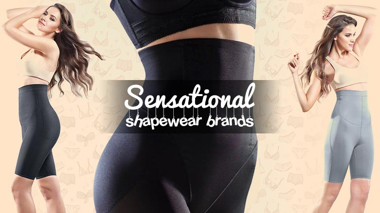 Best Shapewear Brands 2020: From High-Waist Thigh Slimmer to