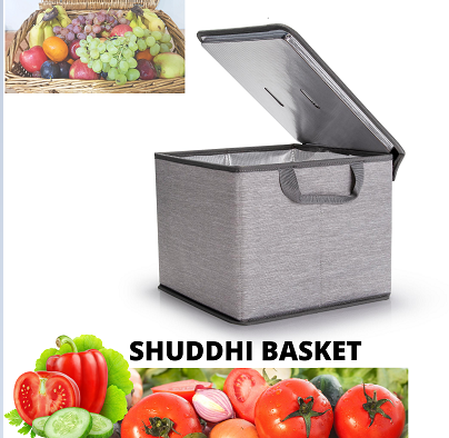 Aristavault Launches Made In India UV-C Home & Office Disinfection Device 'Shuddhi Basket' 1