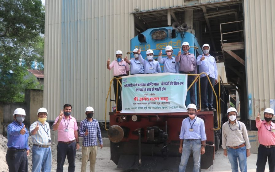 Fly ash goes long distance as NTPC begins to transport across the country 1