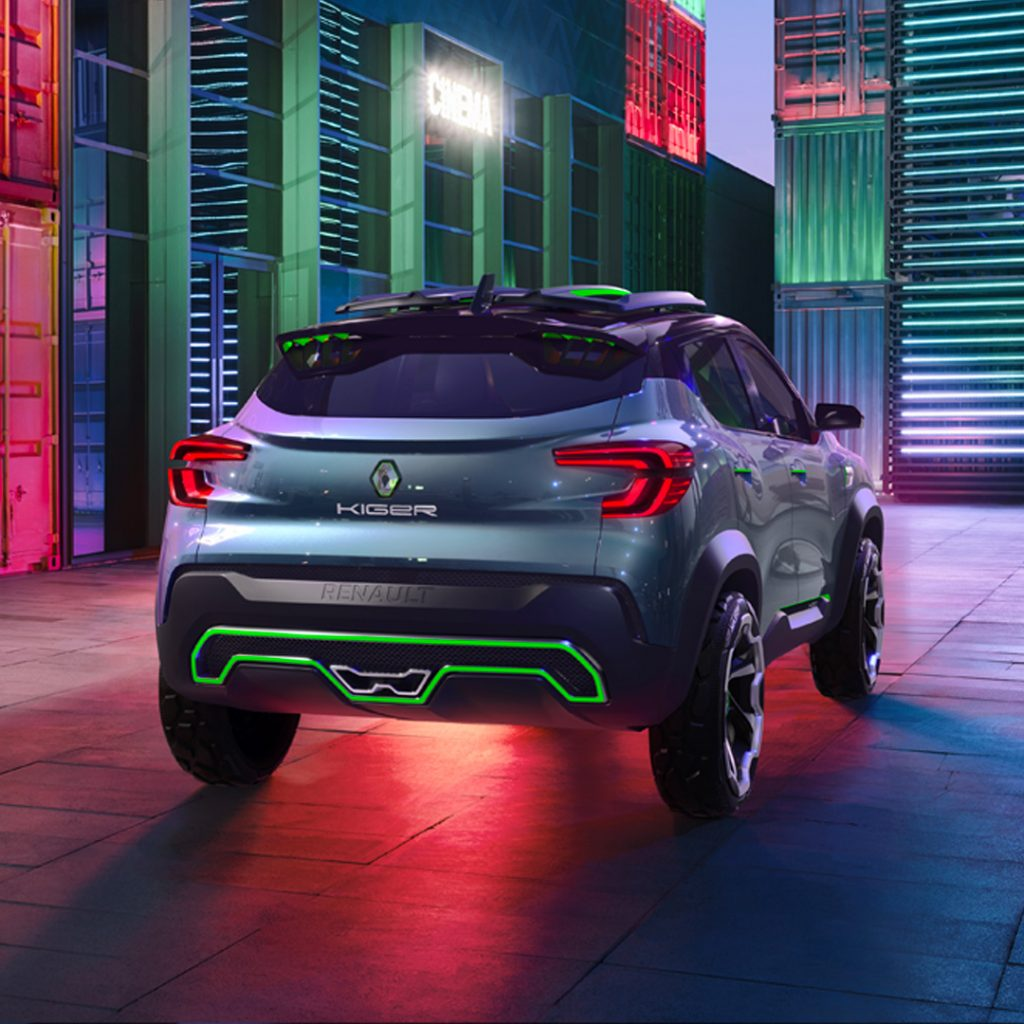 RENAULT KIGER TO BE LAUNCHED IN INDIA 1