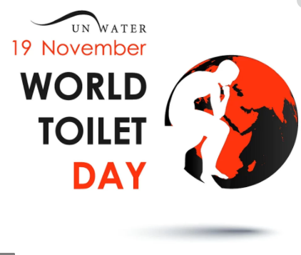 Today is World Toilet Day 1