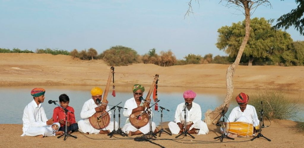 CM Ashok Gehlot Launches Digital COVID Relief Concert Series to Support Folk Artists of Rajasthan 1