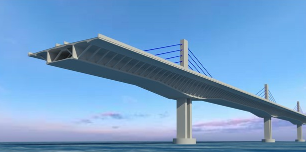 L&T Construction Awarded (*Large) Contract to Build India's Longest River Bridge 1