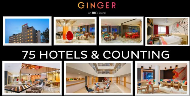 GINGER SIGNS ITS MILESTONE 75TH HOTEL 1