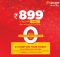 'Book Befikar Sale' at spicejet for booking tickets at just INR 899 2