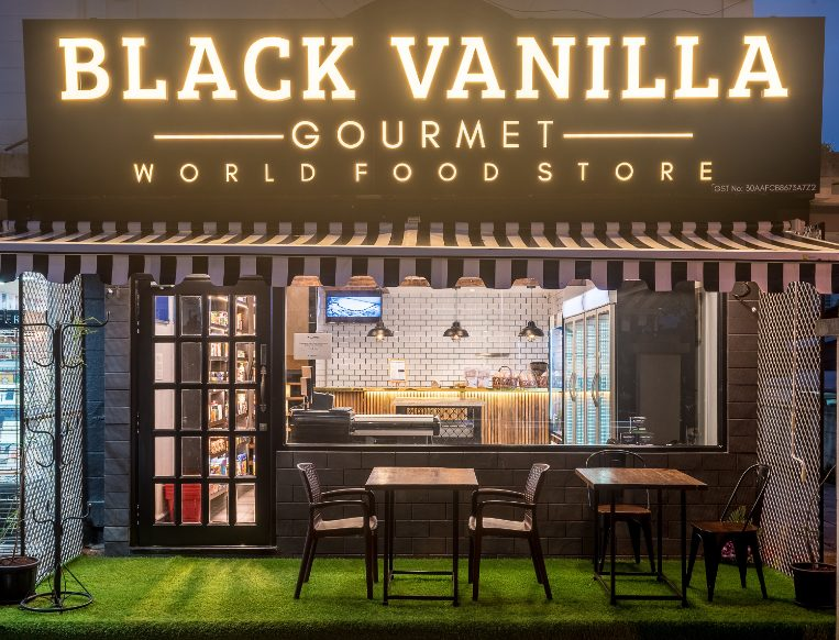 'Black Vanilla Gourmet' to provide a taste of exclusively imported food products from over 40 countries 1